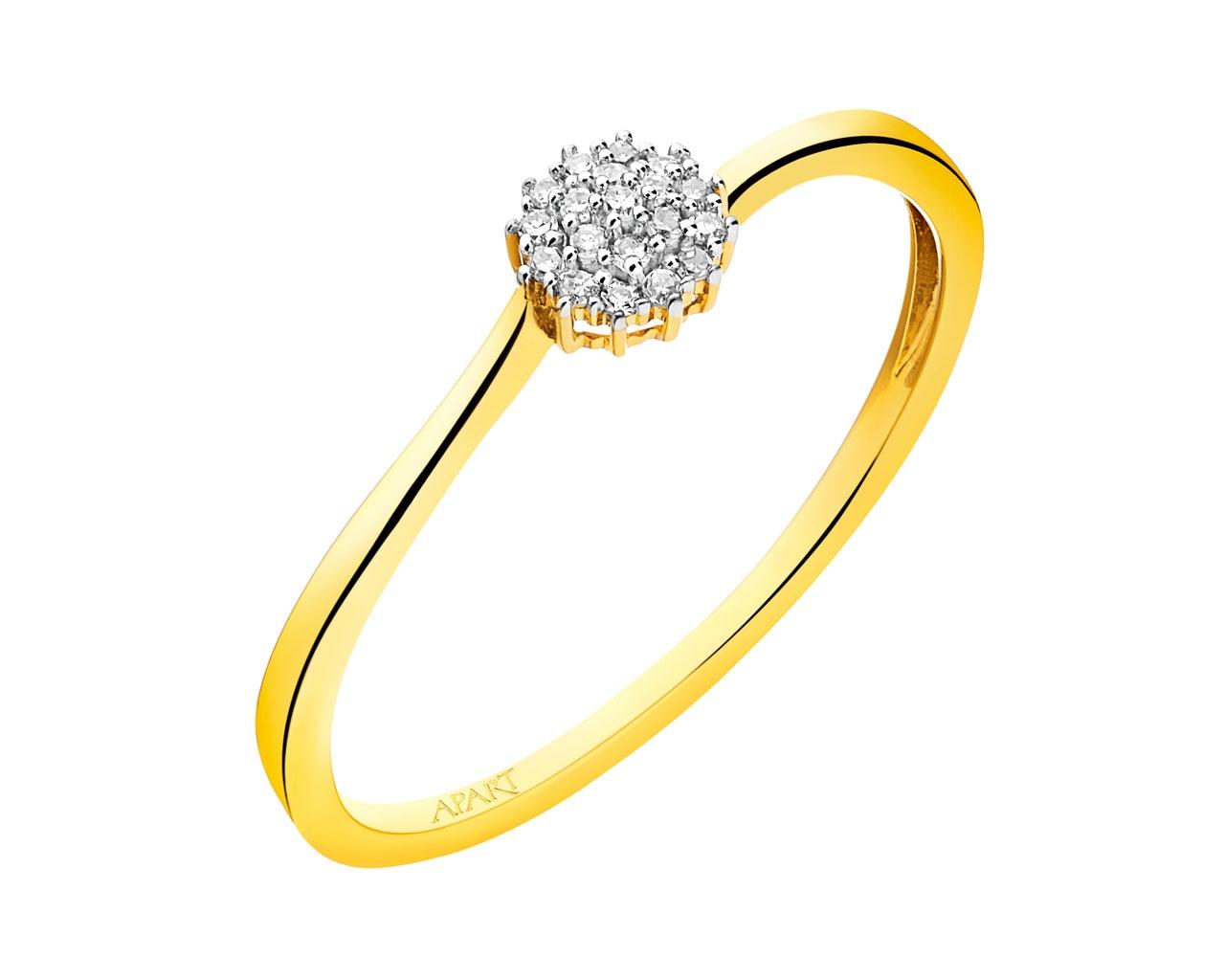 Diament Pierścionki Zaręczynowe Apart