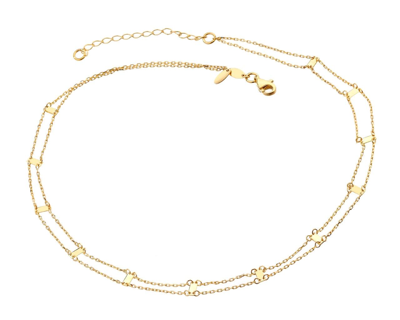 344c939cdab789 Najmodniejsze Chokery na Szyję / Chokery ze złota, srebra, aksamitu ...