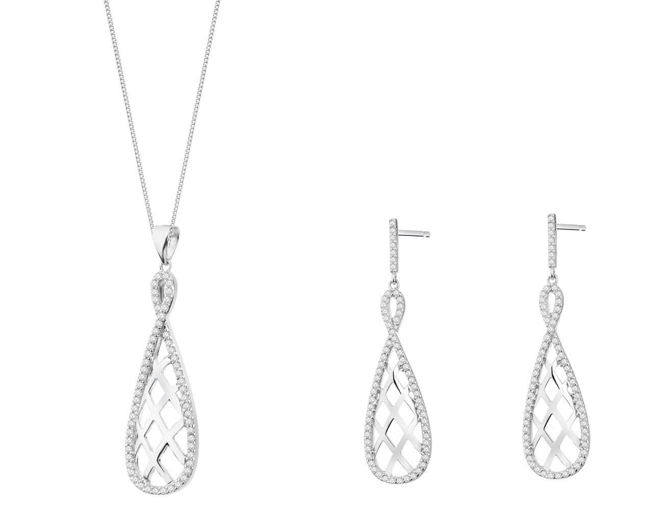 7c61a4b502 Biżuteria srebrna   Apart