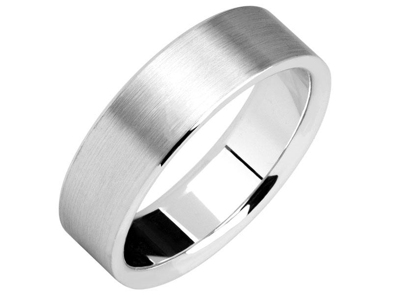 d8e28b4860ed53 Obrączka srebrna. 179 zł. Wzór: LUX13