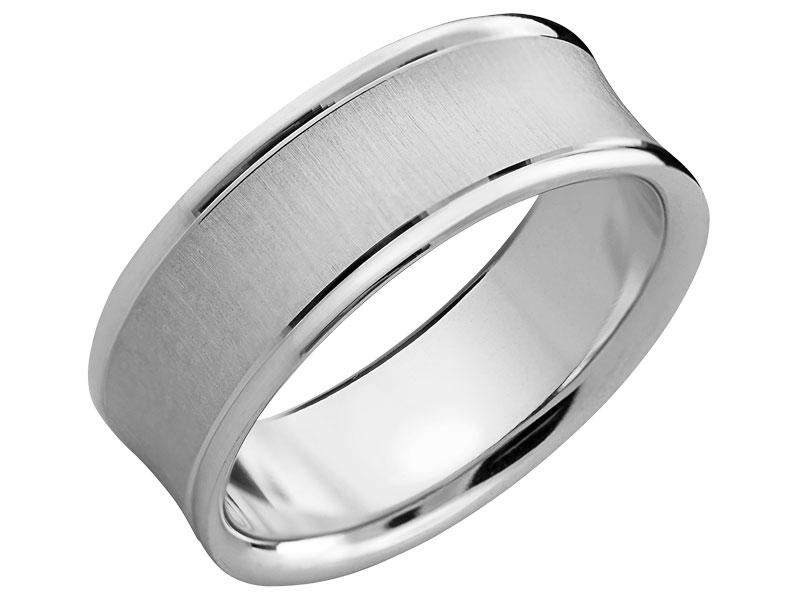 68d882d72d25d7 Obrączka srebrna. 139 zł. Wzór: LUX15