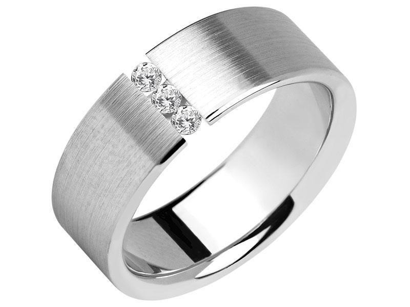935a1e7577c51a Obrączka srebrna. 179 zł. Wzór: LUX08