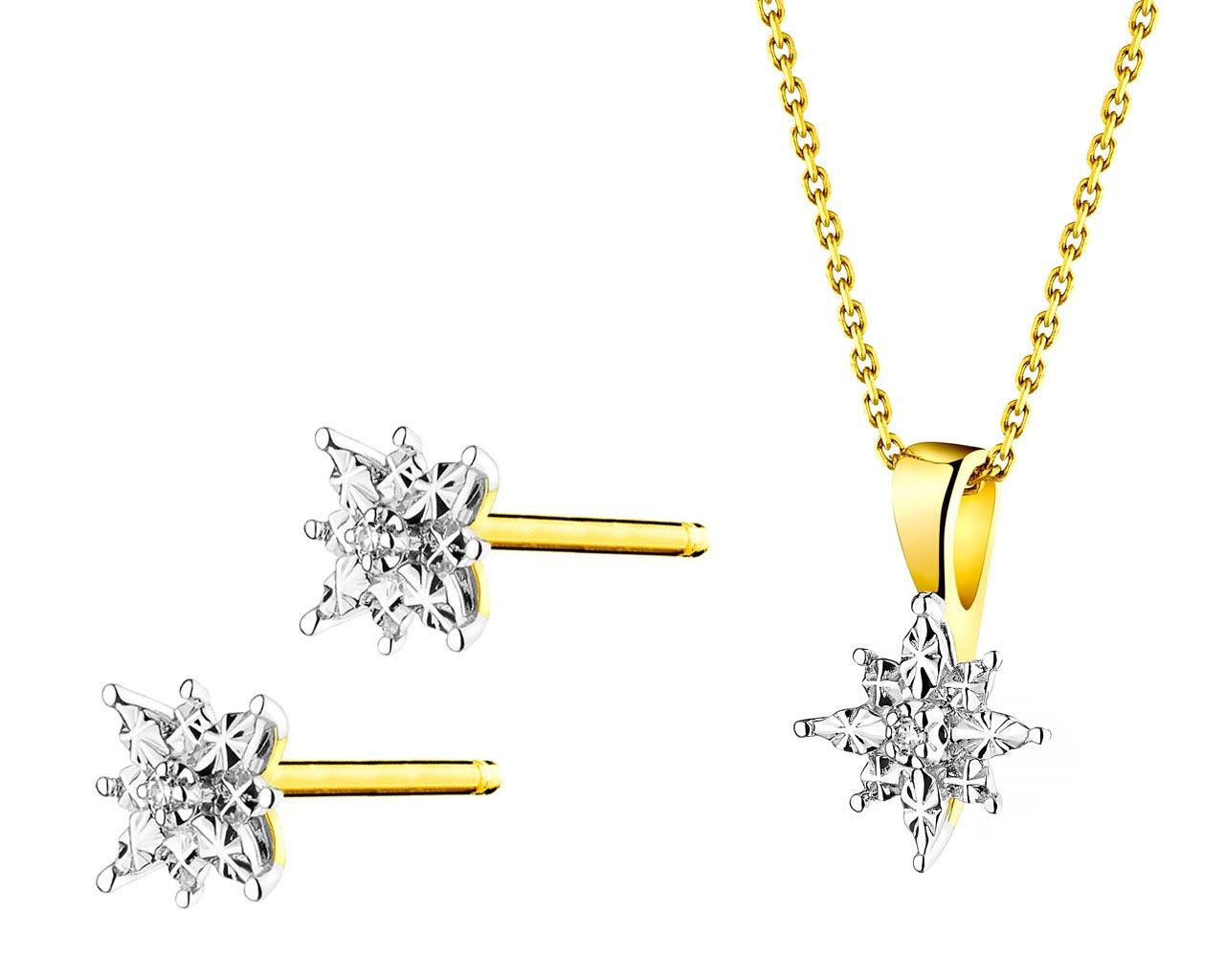 877fc5c6aad2 Najpiękniejsze Komplety Biżuterii Złotej i Srebrnej na Każdą Okazję ...