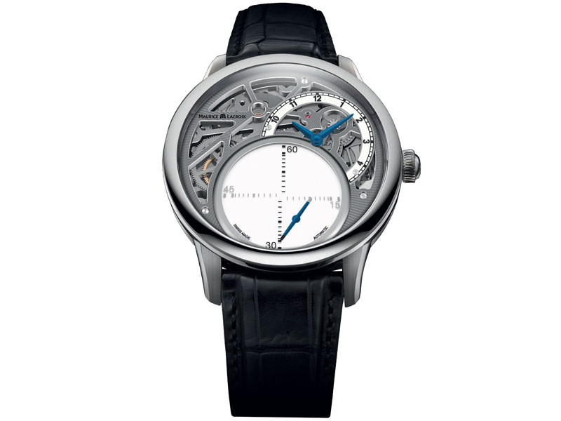 Maurice Lacroix Masterpiece Seconde Mysterieuse Limited Edition