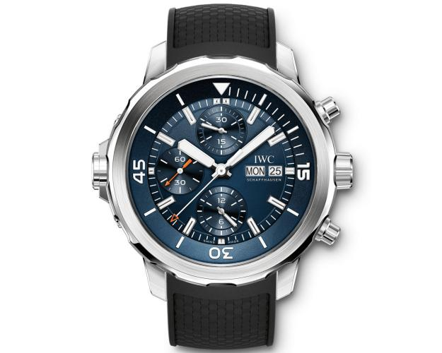 IWC Schaffhausen Aquatimer Chronograph Expedition Jacques-Yves Cousteau