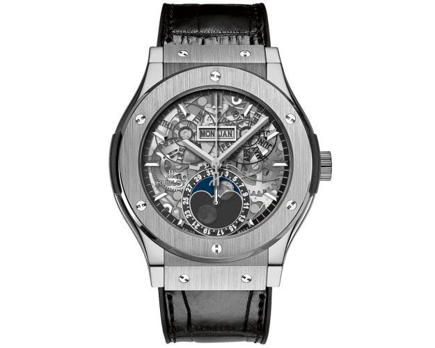 Hublot Classic Fusion 45 mm Moonphase Automatic