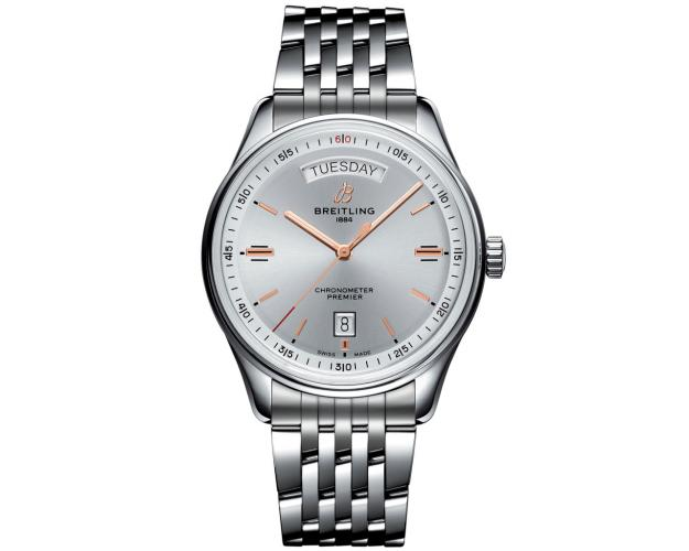 Breitling Premier Automatic Day&Date 40