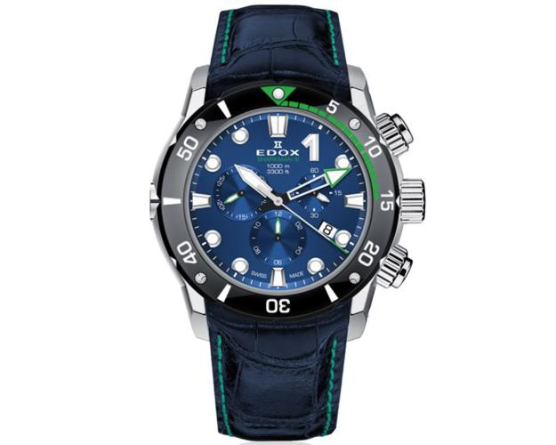 Edox Sharkman III Limited Edition