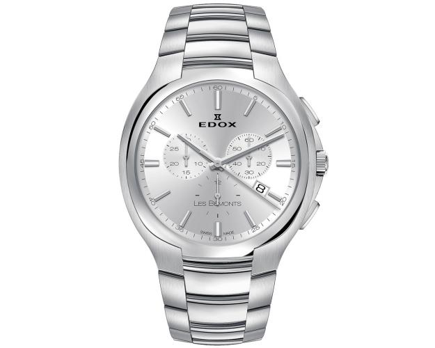 Edox Ultra Slim Chronograph