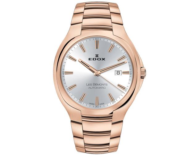 Edox Ultra Slim Date Automatic